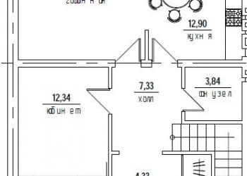 Продается 2 этажный дуплекс без посредников