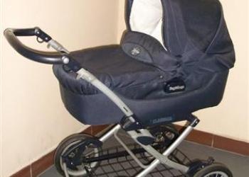 Продается детская коляска Peg Perego, б/у недолго