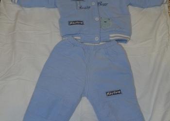 Весенний (осенний) костюм для мальчика