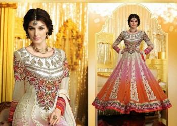 Индийское платье, индийский костюм