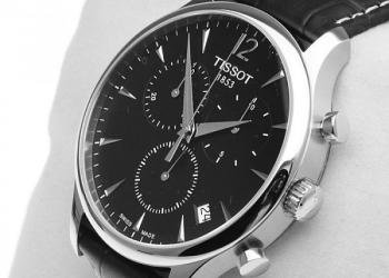 Часы наручные Tissot с доставкой по РФ. Звонок бесплатный!!!