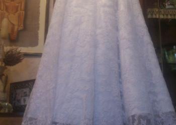 Свадебное платье! Дизайнер Татьяна Григ