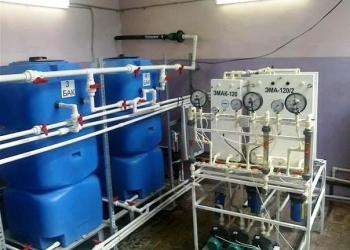 Рекуперация щелочи из сточных вод с применением электродиализных установок.