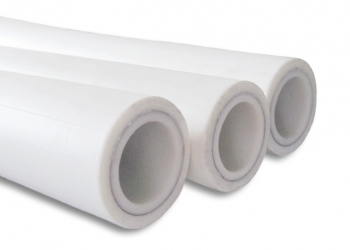 Труба полипропиленовая для водоснабжения армированная алюминием