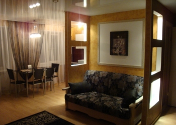квартира-студия бизнес-класса. проспект Ленина 44