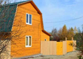 Продам благоустроенный дом с сауной и земельный участок в ближайшем пригороде