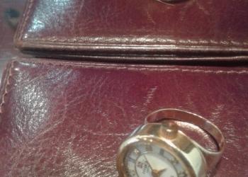 перстень-часы