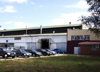 Сдаётся производственное помещение от 100 м²
