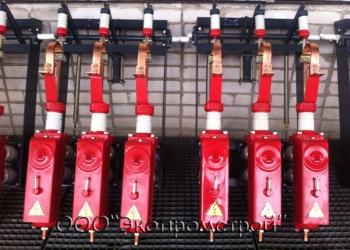 Масляные выключатели 6-10кВ: ВМГ-133 630А продажа