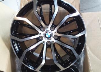 новые диски R21 стиль Performance на BMW X5,Х6