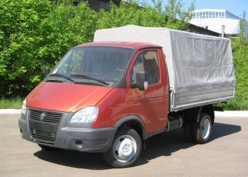 ГАЗ 3302 (NEXT) с алюминиевыми бортами