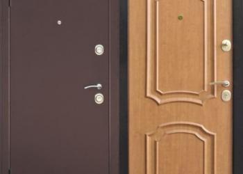Двери металлически, противопожарные