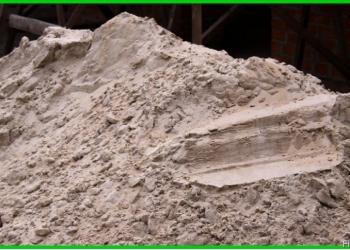 Предлагает  Вам песок сухой добычи для строительных работ  ГОСТ 8736-93