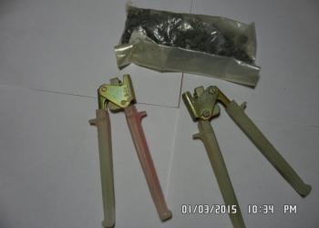 Пломбираторы для свинцовых пломб с гравировкой