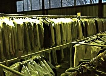 Распродажа одежды из натуральных тканей
