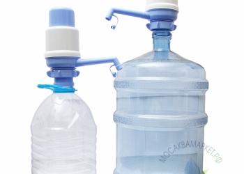Помпы для воды 19 литров