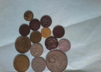 Продам  старинные монеты!
