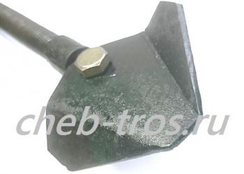 Трос сантехнический, вибротрос ВС 8 мм
