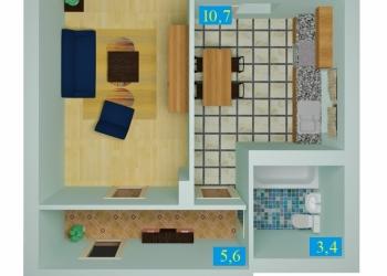 Квартира для комфортного проживания