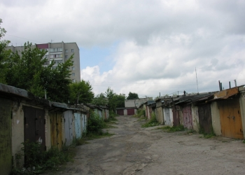 гараж № 16 на Рылеева