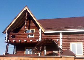 Строительство деревянных домов. Кровля любой сложности.