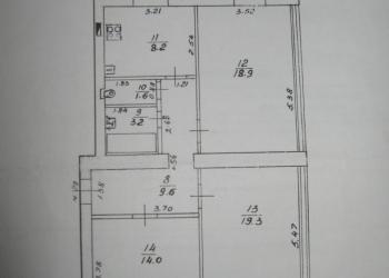 Отличная комната в Центре по низкой цене!
