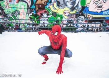 Карнавальный костюм Человека-паука (Spider-Man)