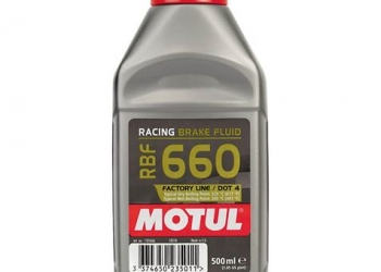 Жидкость тормозная авто/мото MOTUL RBF 660 Factory Line 0,5литра