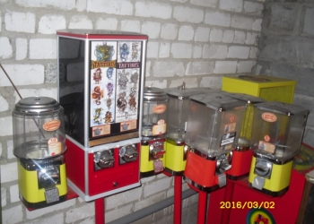 Торговые автоматы желательно оптом