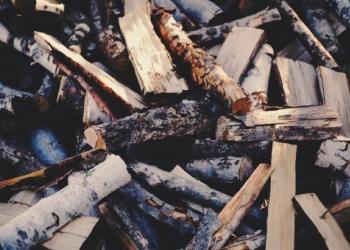 Сухие колотые дрова в Барнауле