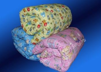 Матрасы, одеяла, подушки, КПБ для детских садов от производителя!