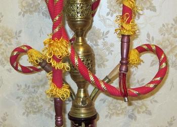 Кальян 80 см Две трубки Египет