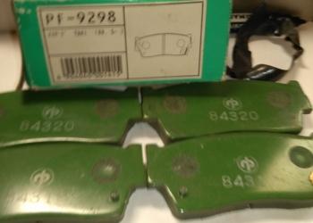 Продам тормозные накладки для Suzuki Escudo (Сузуки Эскудо)