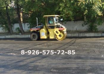 Асфальтирование Балашиха, ремонт дорог, ямочный ремонт, укладка асфальта