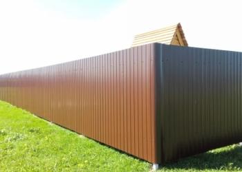 Забор арт001
