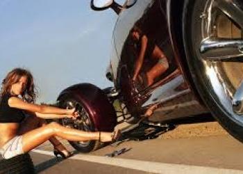 хранение колес шин дисков