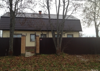 Жилой дом в с. Дубна Чеховского района
