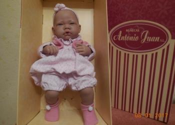 Кукла новая в коробке.Испания