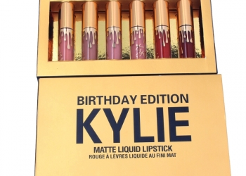 Матовая помада Kylie birthday edition