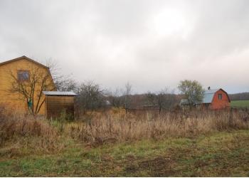 Участок 10 соток в деревне Раденки 99 км от МКАД