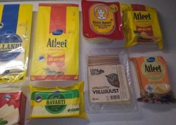 сыр из Эстонии