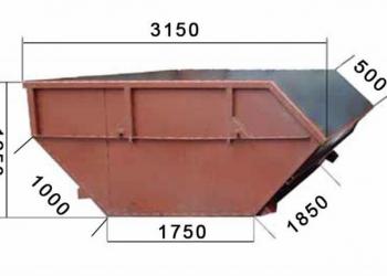 мусоровозы  8м3