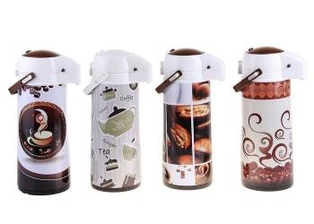 Термос-кофейник 1,9 л с помпой