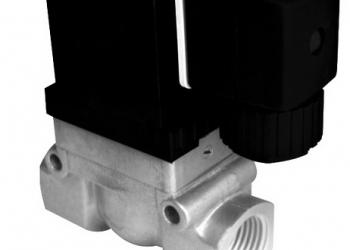 Соленоидный клапан (арматурный-электромагнитный)