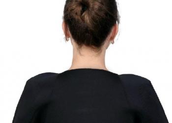 Наплечники турмалиновые от остеохондроза, растяжений, вывихов