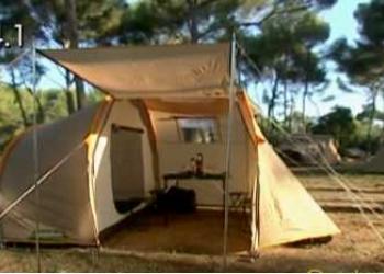 Палатка Quechua T4 1 B