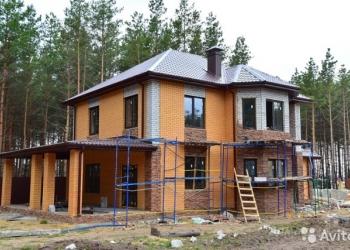 Заливка фундамента строительство домов в Рузском районе