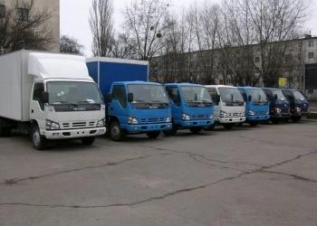 Грузоперевозки грузов, Переезд квартирный, офисный, дачный от 10 р/км до 10т
