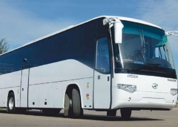 Автобус туристический HIGER KLQ 6119 TQ (55+1+1 мест) новый