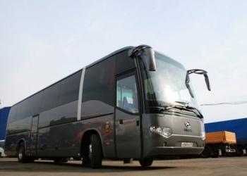 Новый автобусаHiger KLQ 6129 Q